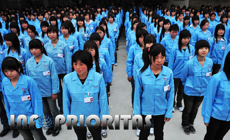 China Akan Kirim 20 Ribu Warganya Di Setiap Negara Yang Ada