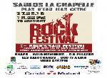 Annonce 'Festival Rock'N Saul'