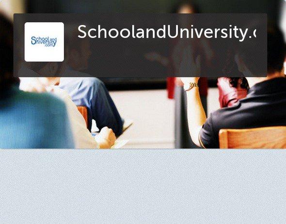 coderwall.com : SchoolandUniversity.com's profile