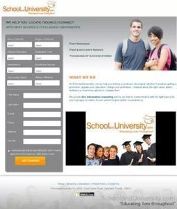 College Search | SchoolandUniversity.com