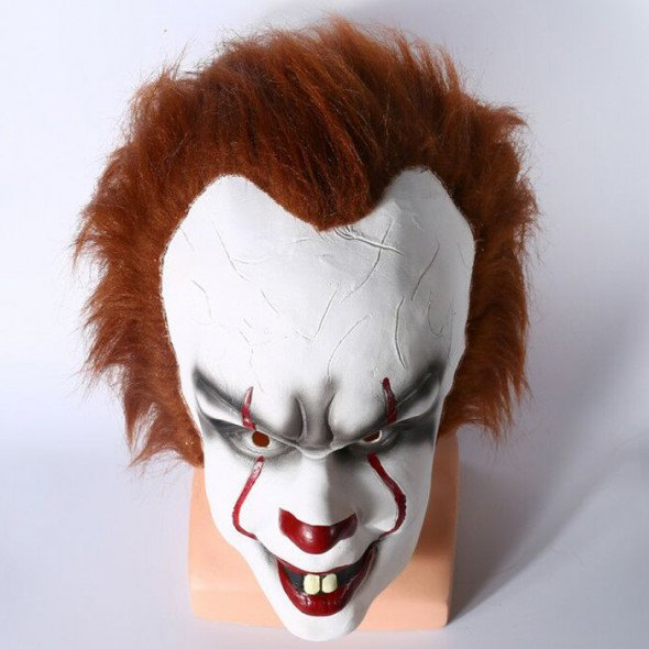 It Mask | Pennywise Cosplay Mask