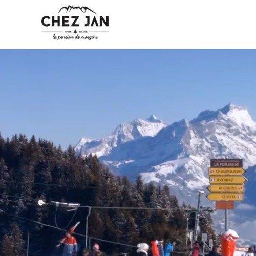 Chez Jan Hotel Zwitserland