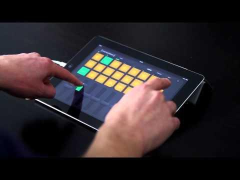 Novation // Launchpad: For iPad - YouTube