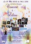 Concert à Lilou, venez nombreux!!