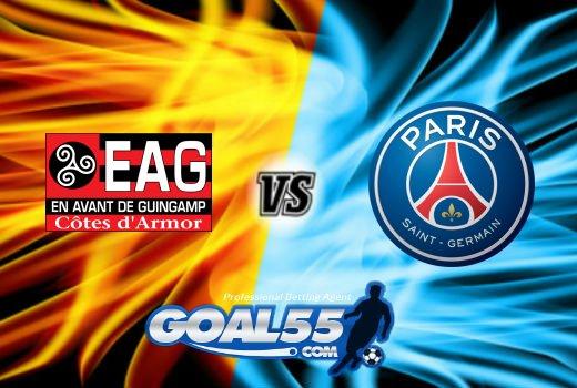 Prediksi Skor Guingamp Vs PSG 14 Agustus 2017