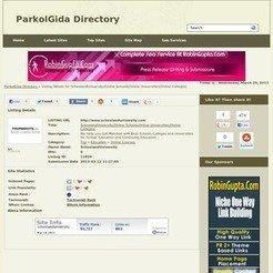 ParkolGida Directory - online schools | SchoolandUniversity.com