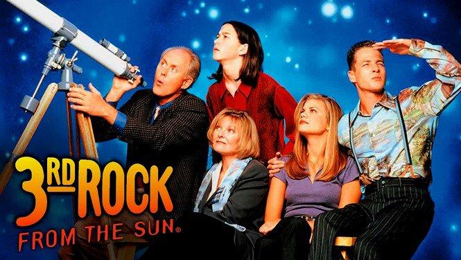 Мои рекомендации ~ Третья планета от Солнца / 3rd Rock from the Sun