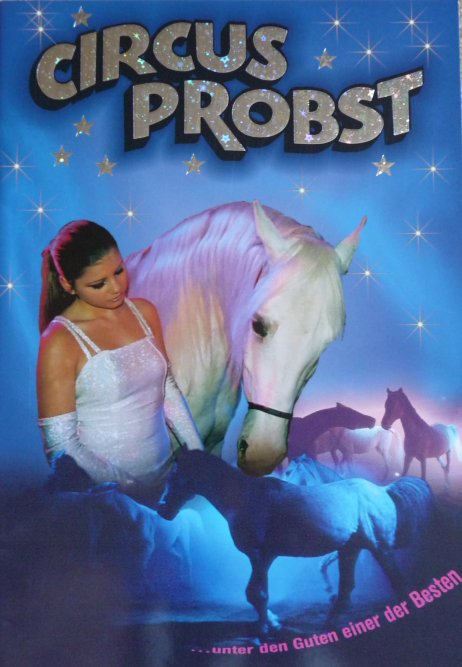 Programme Circus PROBST 2005