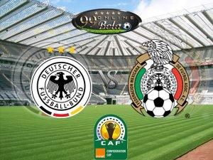 Prediksi Jerman Vs Mexico 30 Juni 2017