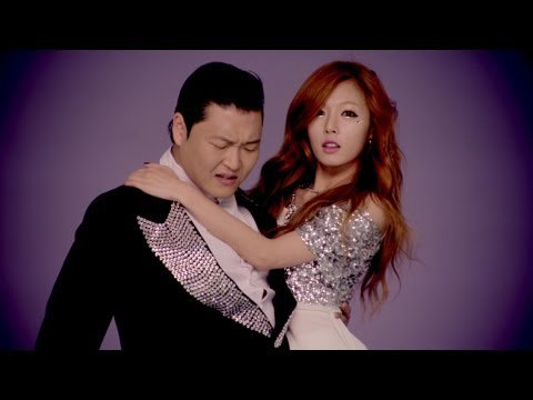 PSY (ft. HYUNA) 오빤 딱 내 스타일 (Oppa is my style) via Omixo