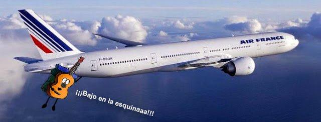 Llevar la guitarra en la cabina del avión. Misión fallida ~ Guitarra Viajera