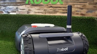 Wrap-Up Magazine: Introducing the Robot Lawn Mower