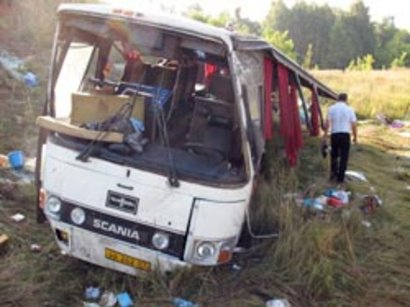 Six Iranians killed, 27 injured in bus accident in Iraq
