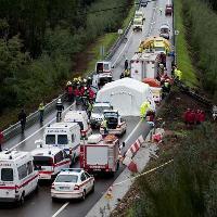 Portugal: 11 morts et 32 blessés dans un accident d'autocar