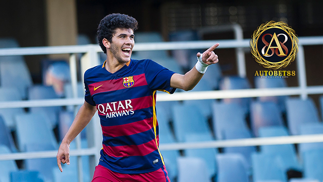 Carles Alena Resmi Memperpanjang Kontrak Di Barcelona