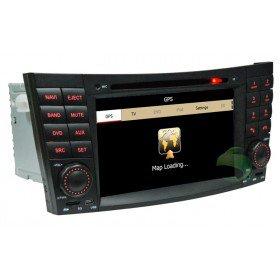 Auto DVD Player GPS Navigationssystem für Mercedes-Benz CLS-W219(2005 2006)(CLS350 CLS500 CLS55)