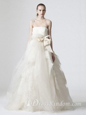 White Wedding Dress $236.99