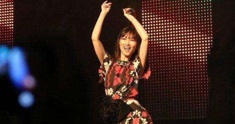 Live report : Ai Otsuka à Japan Expo 2019 (06/07/2019)