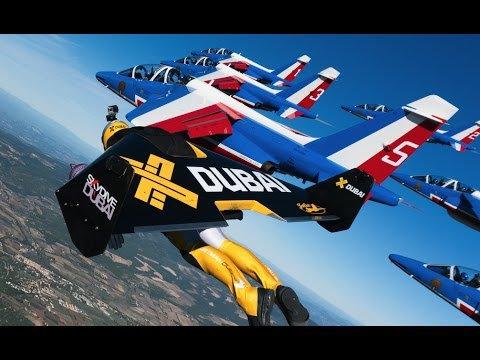 Alpha Jetman - Vol Humain Et Au-delà 4K