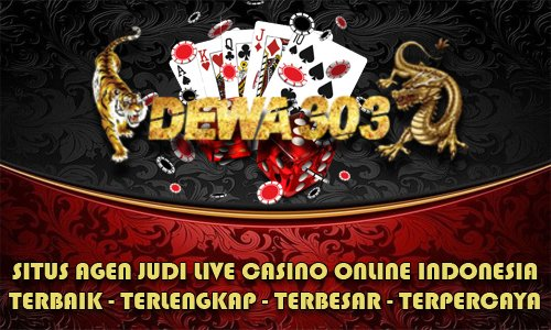 Jual Alat Judi Live Dealer Casino Terlengkap Terpercaya