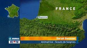Un car de scouts a été percuté par une voiture la nuit dernière en France. - Vidéo - RTL Vidéos