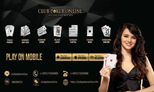 Poker Online Mata Uang Asli IDR Rupiah Bank Indonesia