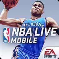 NBA LIVE Mobile Basketball Apk 2.1.1