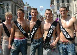 Mr Gay Uk Derby