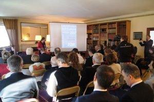 L'Ambassadrice de France en Andorre, Mme Jocelyne Caballero, a présenté la Saison Culturelle 2017 de France en Andorre   ALL ANDORRA