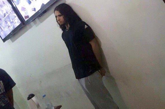 الامير سعود بن عبدالعزيز بن مساعد ال سعود في قبضة رجال الامن