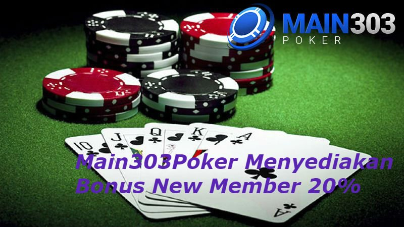 Situs Poker Online Bonus Terbesar