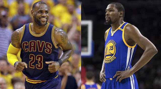 Jadwal Cavs Vs Warriors di Final NBA 2017 | Berita Olahraga Terkini