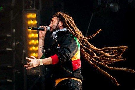 Festivals • DOUR 2013 • Reggae-Ragga-Dub avec RAGGASONIC, ALBOROSIE, TRYO, U-ROY, ANTHONY B, JAH MASON & DUB AKOM | CHRONYX.be : we love urban music !