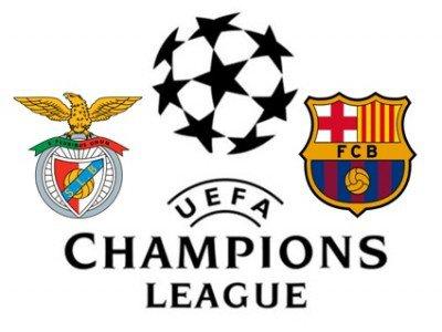 مشاهدة مباراة برشلونة وبنفيكا الاربعاء 5/12/2012 بث مباشر