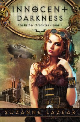 The Aether Chronicles, tome 1 : Innocent Darkness de Suzanne Lazear