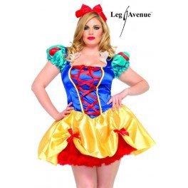 Costume Blanche Neige