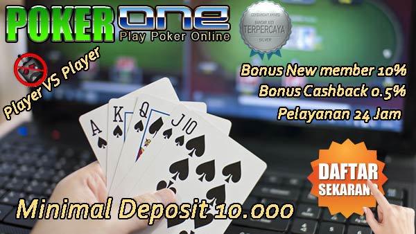 Poker Indonesia Terpercaya Terbaik