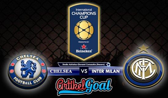 Prediksi Bola Chelsea Vs Intermilan 29 Juli 2017