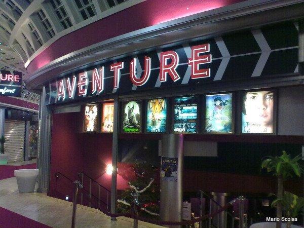Le Cinéma Aventure de Bruxelles