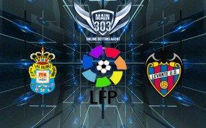 Prediksi Las Palmas vs Levante 31 Agustus 2015