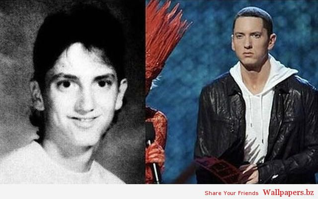 Your Favorite Celebrities – Now And Then | Funny Wallpapers