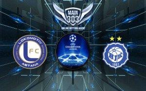 Prediksi Astana vs HJK 5 Agustus 2015 UEFA Champions League