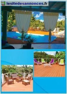 Gîtes & chambres d'hôtes Chambre d'hôtes en GUADELOUPE Guadeloupe - lesitedesannonces.fr