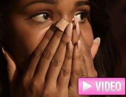 Shy'm fond en larmes en parlant de sa soeur (VIDEO)