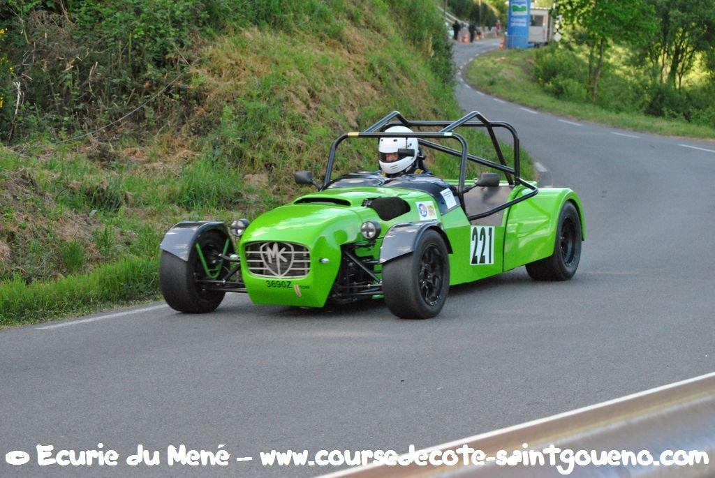 Du 31 Mai au 1er Juin 2014 prochaine édition de la course de cote de Saint Gouéno !