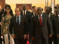 Otages du Sahel : Hollande reste ferme
