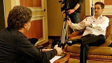 Snowden-Interview in English