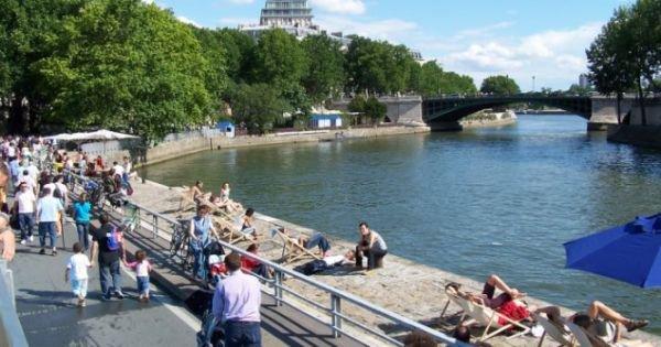 Paris: Libérons les voies sur berges!