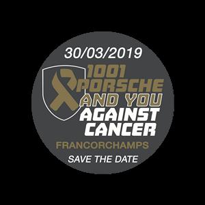 1001Porsche contre le cancer 30/03/2019 SPA Francorchamps