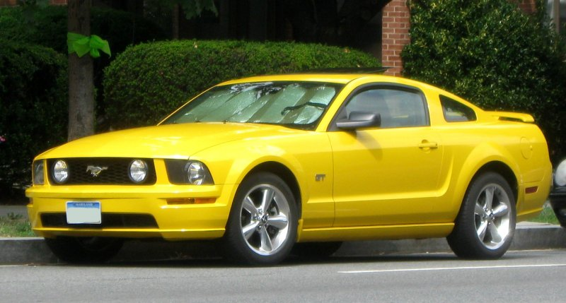 Couple's 2005 Mustang GT disappears from the dealership